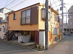 神奈川県横浜市神奈川区神大寺4丁目の賃貸アパートの外観