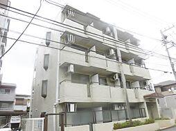 神奈川県大和市大和南2丁目の賃貸マンションの外観