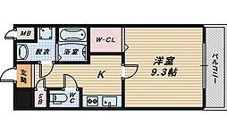 コージーコート[5階]の間取り