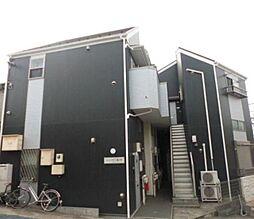 G・Aタウン鶴ヶ峰[201号室]の外観