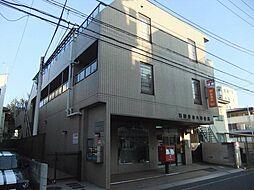 東京都練馬区石神井台6丁目の賃貸マンションの外観