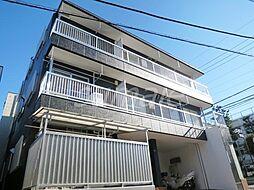 東京都北区赤羽西4丁目の賃貸マンションの外観