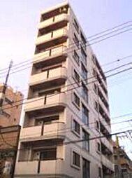 東京都台東区浅草3丁目の賃貸マンションの外観
