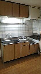 エスポアールのキッチン