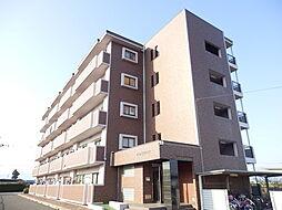 滋賀県守山市欲賀町の賃貸マンションの外観