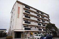 栃木県宇都宮市東今泉1丁目の賃貸マンションの外観