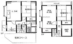 西武立川駅 8.9万円
