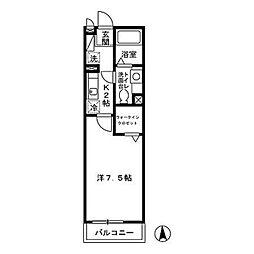 ダイワハウス[1階]の間取り