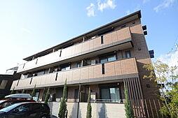 大阪府堺市堺区向陵西町4丁の賃貸マンションの外観