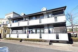 神奈川県横浜市港北区箕輪町2丁目の賃貸アパートの外観