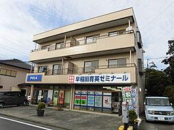 神奈川県横浜市旭区笹野台4丁目の賃貸マンションの外観
