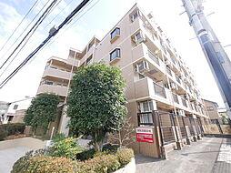 神奈川県座間市相武台3の賃貸マンションの外観