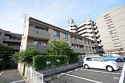 プレザント花田[1階]の外観