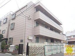 千葉県船橋市本町3丁目の賃貸マンションの外観