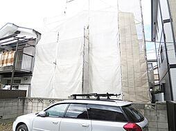 東京都江戸川区南小岩8丁目の賃貸アパートの外観