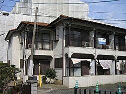 コーポ上野[202号室]の外観