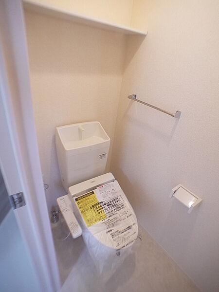 レジェーロIIのトイレ
