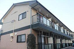 愛知県岡崎市牧御堂町字郷中の賃貸アパートの外観