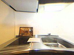 プレジオ東天満のキッチン