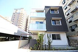 新潟県新潟市中央区川端町2丁目の賃貸マンションの外観