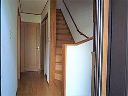 ファミール須磨浦の玄関