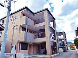 長野県長野市丹波島3丁目の賃貸マンションの外観