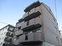 フローリッシュVIII[1階]の外観