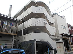 大阪府大阪市東淀川区豊新4丁目の賃貸マンションの外観