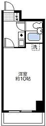 山下公園サンライトマンション壱号棟[2階]の間取り