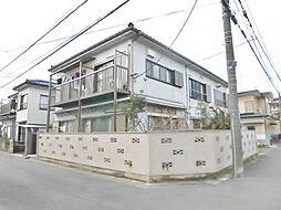 神奈川県大和市西鶴間5丁目の賃貸アパートの外観