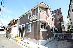 大阪府堺市堺区柳之町東2丁の賃貸アパートの外観