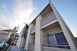 東武東上線 新河岸駅 徒歩21分の賃貸アパート