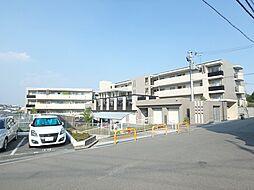 大阪府豊中市宮山町2丁目の賃貸マンションの外観