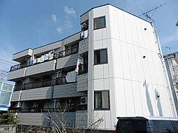ウイングコート久米川[4階]の外観