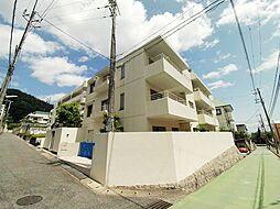 兵庫県神戸市灘区鶴甲2丁目の賃貸マンションの外観