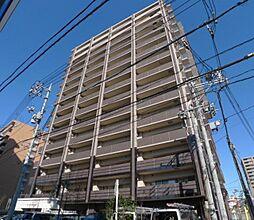 アルファステイツ倉敷鶴形 II[14階]の外観