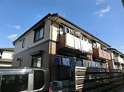 千葉県市原市五井西4丁目の賃貸アパートの外観