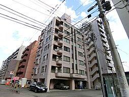 中島公園マンション[5階]の外観