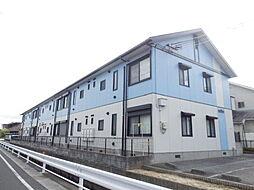 滋賀県守山市今宿2丁目の賃貸アパートの外観