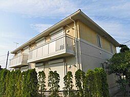 神奈川県綾瀬市落合北5丁目の賃貸アパートの外観
