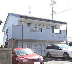 愛知県豊橋市東脇4丁目の賃貸アパートの外観