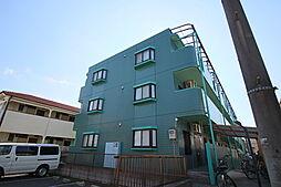 ドミール富士見[2階]の外観