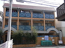 兵庫県神戸市東灘区深江南町4丁目の賃貸マンションの外観