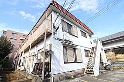 神奈川県川崎市宮前区有馬2丁目の賃貸アパートの外観