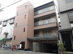 服部ハイツカワバタ[3階]の外観
