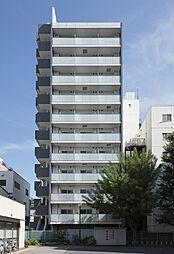 ガーラ・パークサイド川崎[2階]の外観