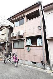 大阪府大阪市此花区梅香3丁目の賃貸アパートの外観