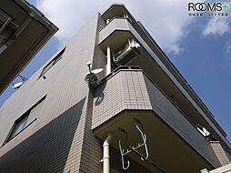 東京都世田谷区松原5丁目の賃貸マンションの外観