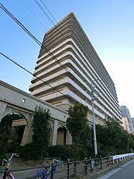 リバーガーデン福島 S棟[12階]の外観