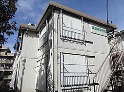 シティハイム中田B[2階]の外観